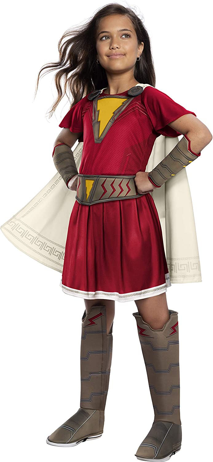 quality assurance 2021 spring and summer new Rubie's Shazam Deluxe Costume Mary