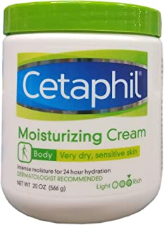 Cetaphil Cream, 20 Ounce