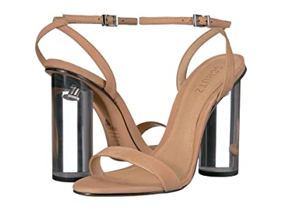 Schutz Valencia (Honey Beige Nobuck) Women