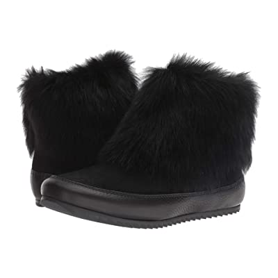 Pedro Garcia Jalia (Black Suede Churra) Women