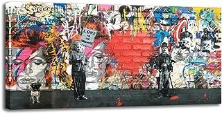Best wall graffiti art Reviews