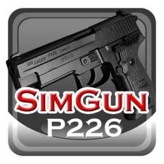 Sig sauer P226 If you don't know how to use this gun, the RealTime Helper tell you its usage.