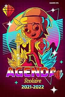 Agenda Scolaire 2021-2022 Gamers RPG: Avec illustrations et citations Collège Lycée