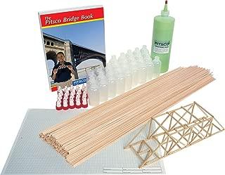 Pitsco Balsa Wood BridgePak Kit (For 25 Students)