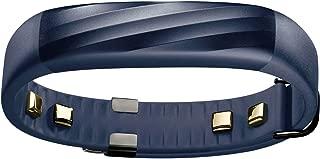 UP3 by Jawbone Heart Rate, Activity + Sleep Tracker, Indigo Twist (Navy Blue)