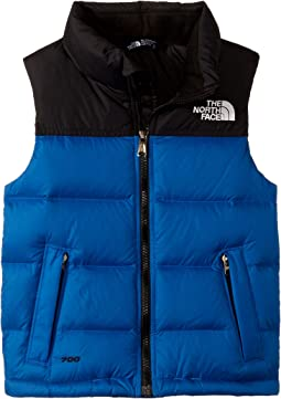 Nuptse Down Vest (Little Kids/Big Kids)