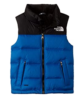 Nuptse Down Vest (Little Kids/Big Kids)