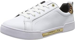 Tommy Hilfiger Branded Leo Print Sneaker Women's Women Sneakers