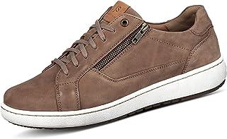 Josef Seibel Herren Low-Top Sneaker David 07,Weite H (Weit),lose Einlage
