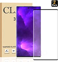 BALADOG Galaxy Note10 Screen Protector, Tempered Glass Clear Screen Protector Compatible with Samsung Galaxy Note10, 2 Packs