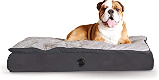 K&H Pet Products Feather-Top Ortho Bed - Luxury Orthopedic Dog Bed