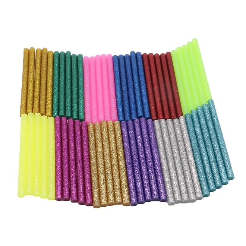 YEJI 60Pcs (12 Color)Hot Glue Sticks 0.27