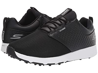 Skechers GO GOLF Elite 4-Prestige (Black/White) Men
