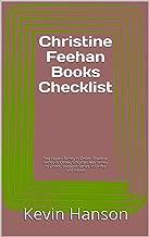 Christine Feehan Books Checklist: Sea Haven Series in Order, Shadow Series in Order, Ghostwalker Series in Order, Leopard Series in Order and more!
