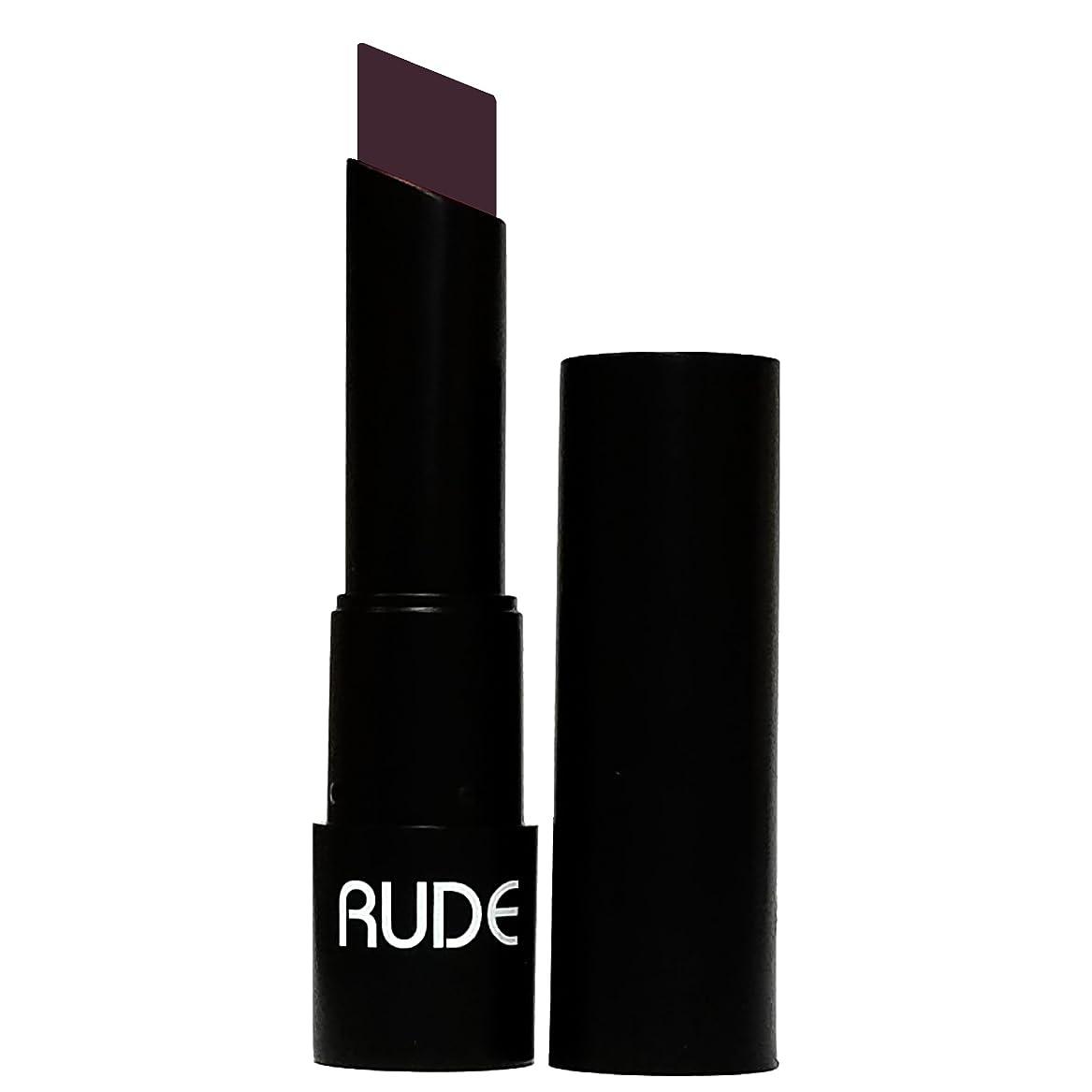 切断する裁判官プレゼンテーション(6 Pack) RUDE Attitude Matte Lipstick - Shrewd (並行輸入品)