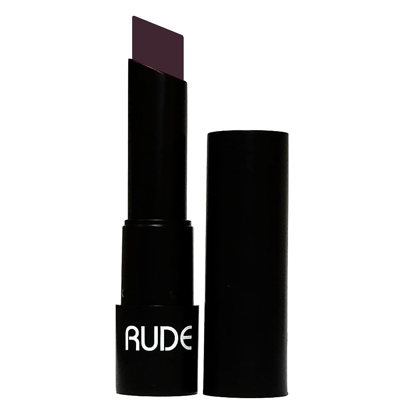 あたり達成可能限定(6 Pack) RUDE Attitude Matte Lipstick - Shrewd (並行輸入品)