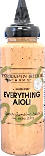 Terrapin Ridge Farms | Everything Aioli Garnishing Sauce