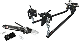 """EAZ LIFT 48069 1200 lbs Elite Kit, Includes Distribution, Sway Control and 2-5/16"""" Hitch Ball-1,200 lbs Tongue Weight Capacity (48069)"""