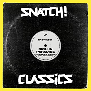 Rich In Paradise (Going Back To My Roots) (Soul Speech Remix)