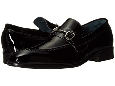 Carrucci Right On (Black Patent) Men