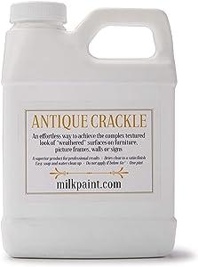 Milk Paint Crackle Finish, Pint