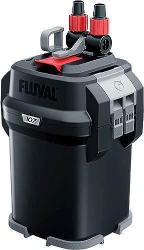 Fluval 107 Filtre Extérieur pour Aquariophilie