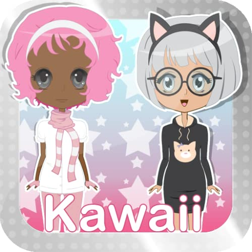 Kawaii Dress Up (Kindle Tablet Edition)