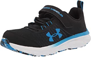 Under Armour Unisex-Child Pre School Assert 8 Alternate Closure Sneaker