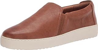 Frye Women's Webster Slip On Sneaker, Cognac, 6