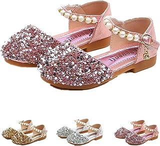 PPXID Baby M/ädchen Mary Jane Schuhe T-Bar Schule Uniform Kleidschuhe Prinzessin Ballerinas Flache Oxfords