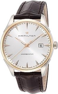 Hamilton Jazzmaster Gent Quartz Silver Dial Mens Watch H32441551