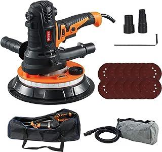 Electric Drywall Sander Machine - Handheld Power Tools...