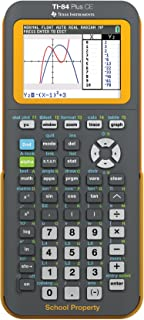Texas Instruments TI-84 Plus CE Teacher's 10 Pack Graphing Calculator (Renewed)