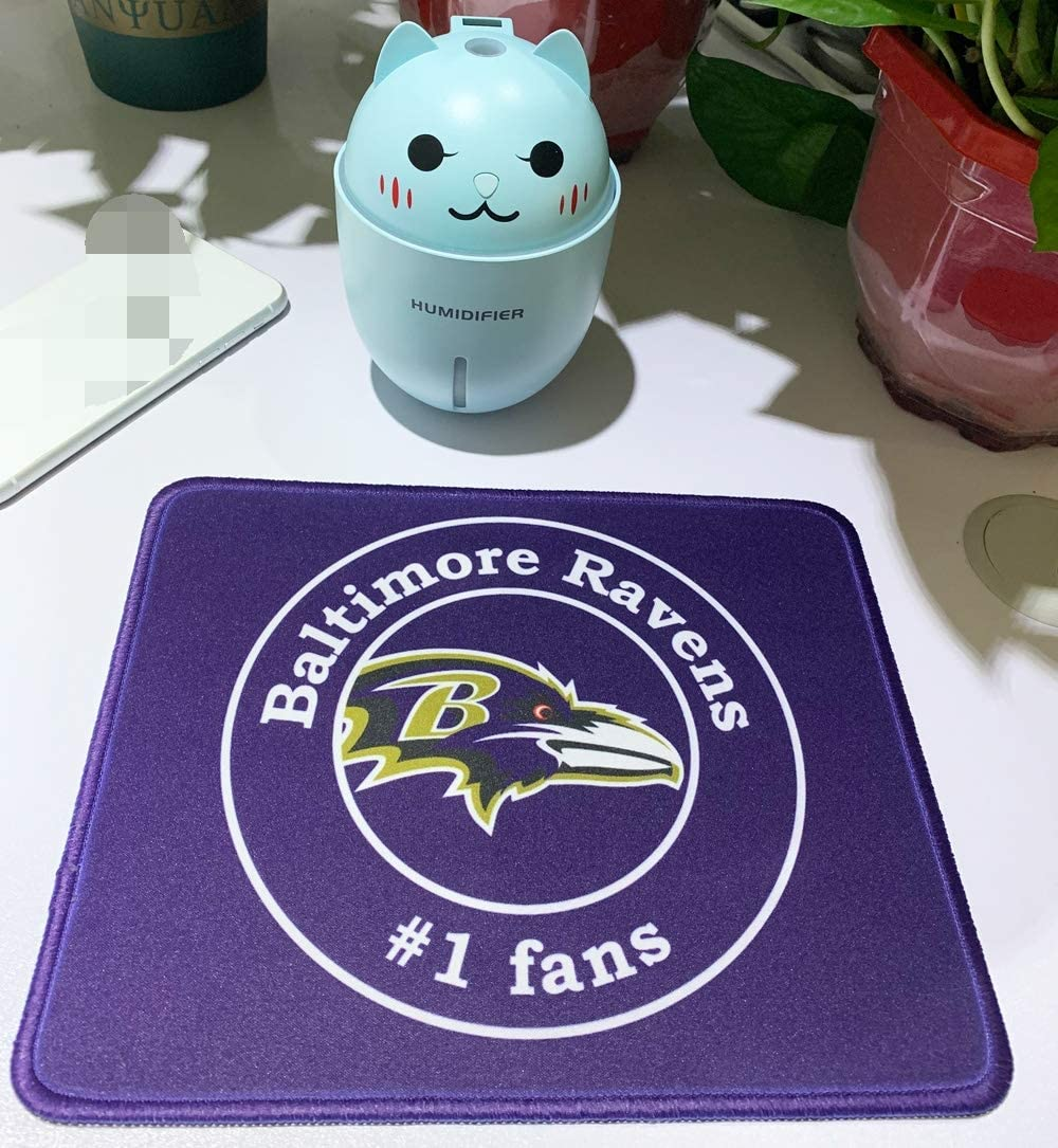 3Pcs Fit Ra-ms Tag Mouse Pad Better Gift Set Fit Ra-ms Coasters,Placemat