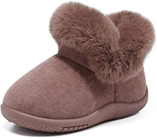 KEESKY 2019 Winter Boot Winter Sneaker for Boys and Girls (Toddler/Little Kid)