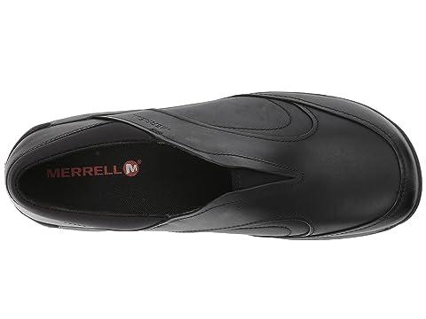 Moc Leather Q2 Encore Merrell BlackEspresso 7zqxEtww