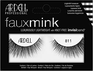 Ardell Faux Mink #811 Black Lashes (6 Pack)
