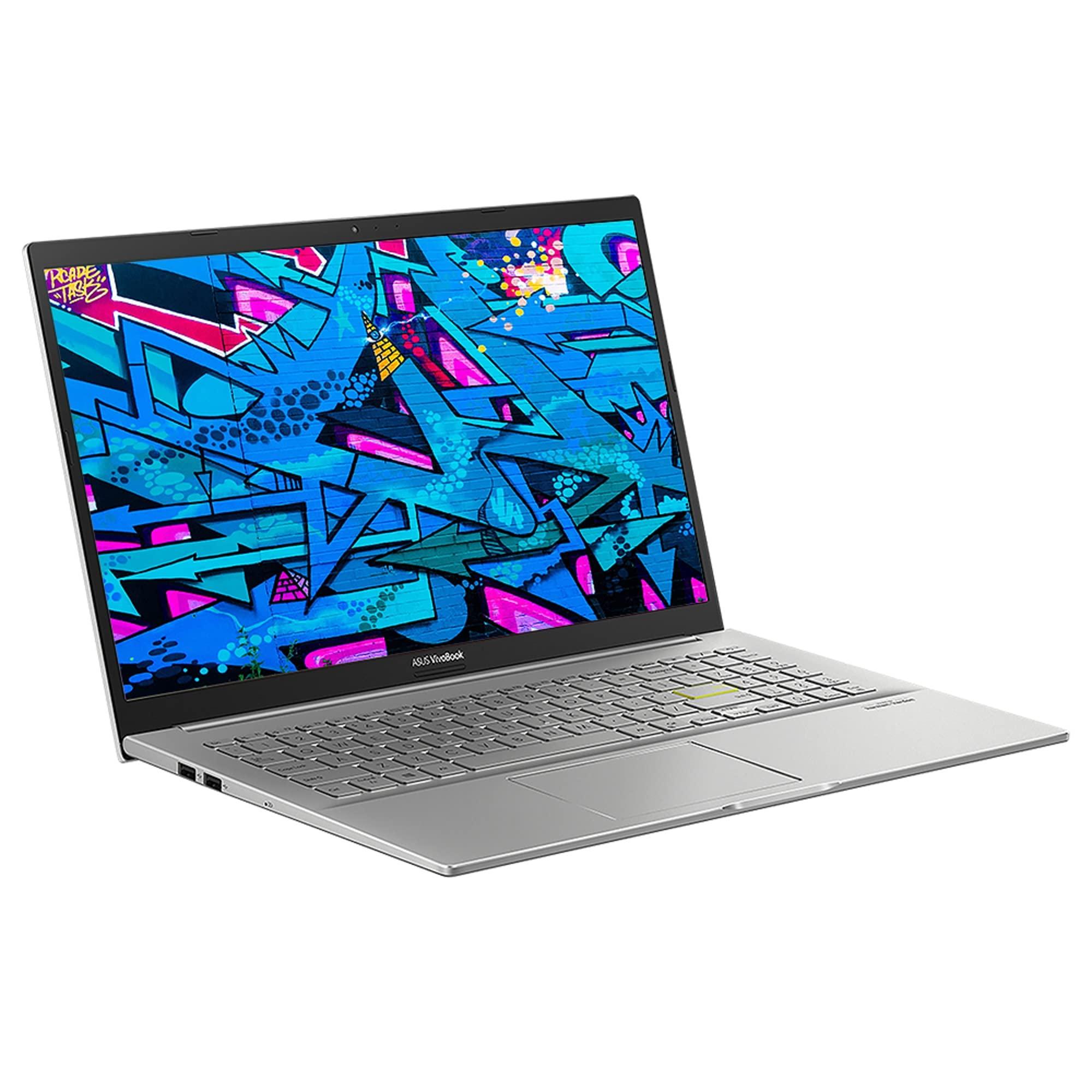 "ASUS VivoBook S 15 - S513EA Full HD 15.6"" Metal Laptop (Intel Quad Core i5-1135G7, 16GB RAM, 512GB SSD, Backlit Keyboard, Windows 10) Includes WiFi 6"