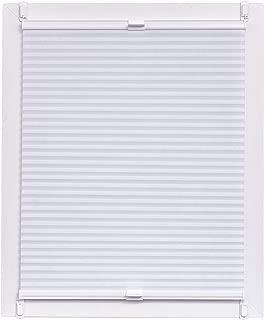 3,5/x 2/x 4/cm K de Home Palma blanc plastique SB Supports de serrage et accessoires Kit de montage pour Wohn-Guide Klemmfix Store pliss/é 01