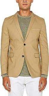 ESPRIT Men's 049ee2g003 Plain Regular Fit Blazer