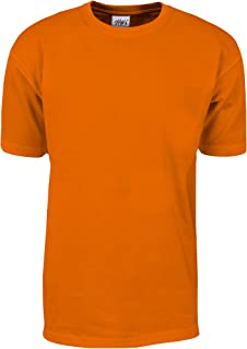 wear orange t shirt