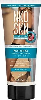 NKD SKN Natural Gradual Tan Lotion with Caramel Tint Dark