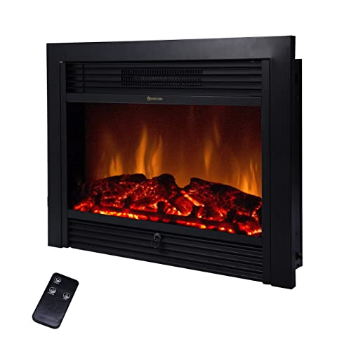 Enjoyable Electric Fireplace Inserts With Logs Amazon Com Interior Design Ideas Tzicisoteloinfo