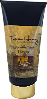 (Tuscan Honey, 180ml) - Camille Beckman Glycerine Hand Therapy Cream, Tuscan Honey, 180ml