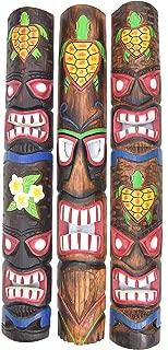 Tiki aufblasbar Totem Marterpfahl Hawaii Karibik Indianer Deko Dekoration Party