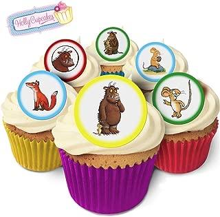 24 Fabulous Pre-Cut Edible Wafer Cake Toppers: The Gruffalo