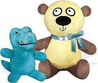 YOTTOY Alligator & Panda Soft Toys
