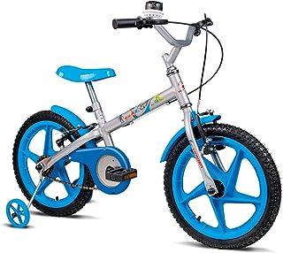 Bicicleta Infantil Verden Rock - Aro 16 com rodinhas e buzina