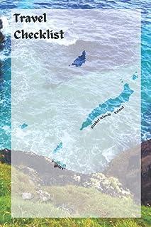 Travel Checklist Blasket Islands: Ireland: Travel Journal to Plan and Record Your Travels