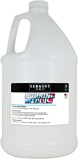 Sargent Art Pouring Acrylic Medium, 128 oz